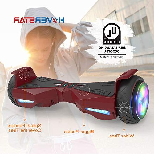 Hoverboard 2272 Listed Electric Scooter