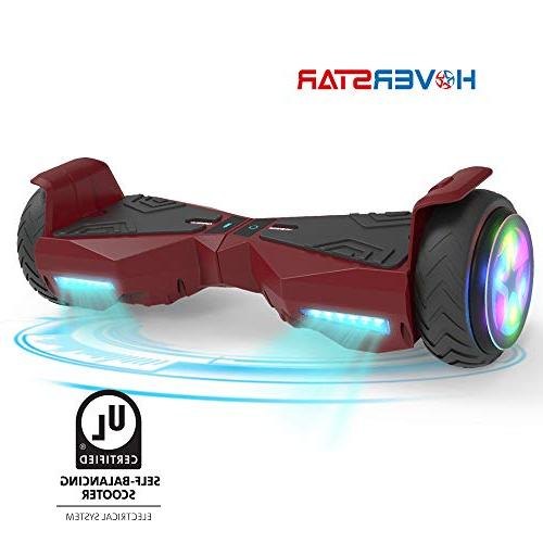 Hoverboard UL Listed Electric