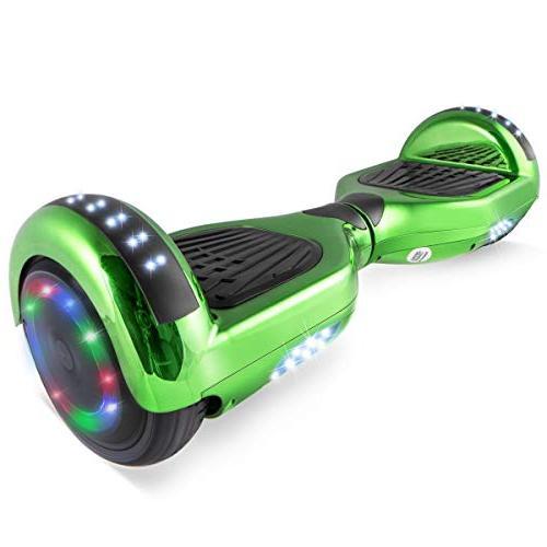 hoverboard ul2272 certified flash wheel