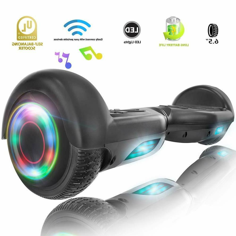 hoverboard w bluetooth speaker
