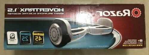 hovertrax 1 5 hoverboard self