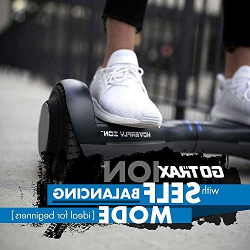 GOTRAX ION - UL Board Balancing Mode