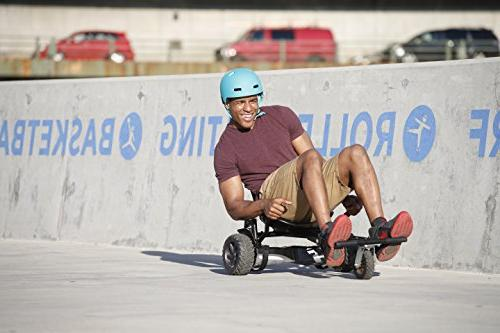Hoverboard - Hoverboard Electric Go Rear for Road Riding Any Height