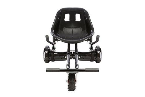 Jetson 2.0 Universal Hoverboard Attachment - Converts Hoverboard Electric Rear Road Riding Fits Any Rider Height