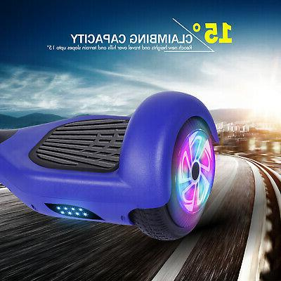 "6.5"" Hoverboard UL Self Balancing Wheel no"