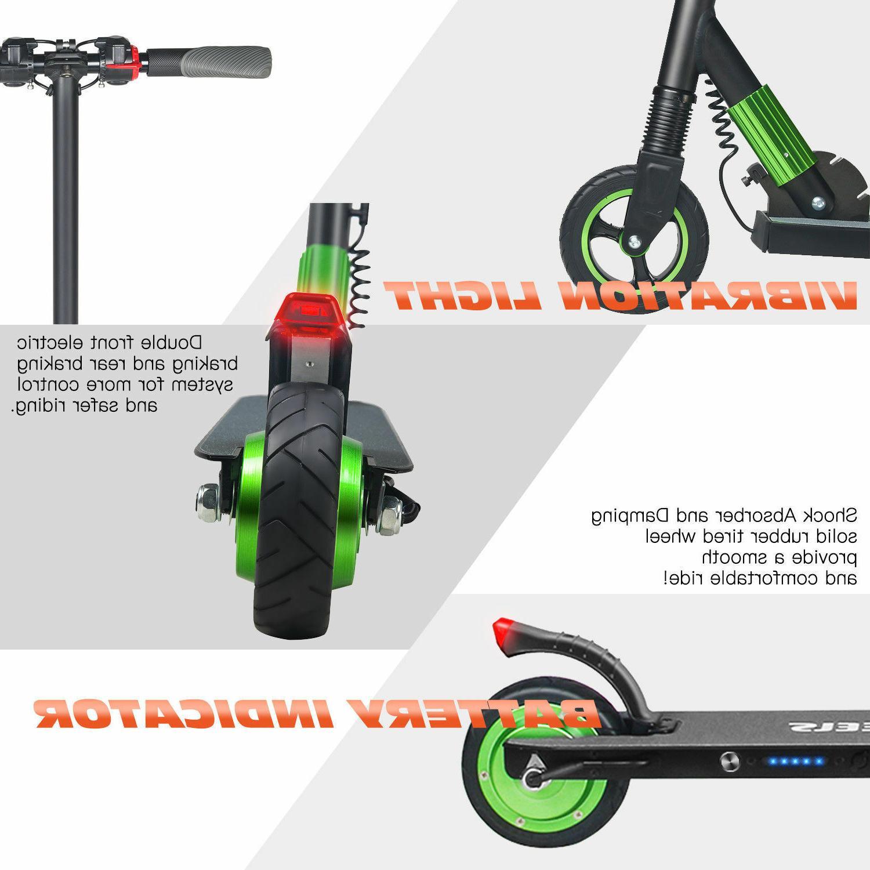 Megawheel S1 White Wheel Foldable Portable E-scooter 4Ah