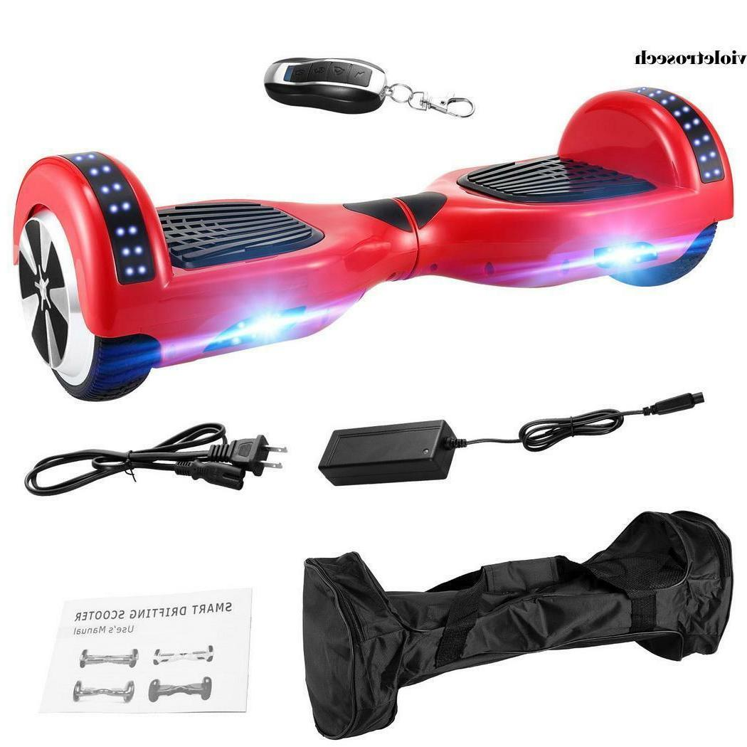 Megawheels 6,5''Bluetooth Scooter LED+BAG~
