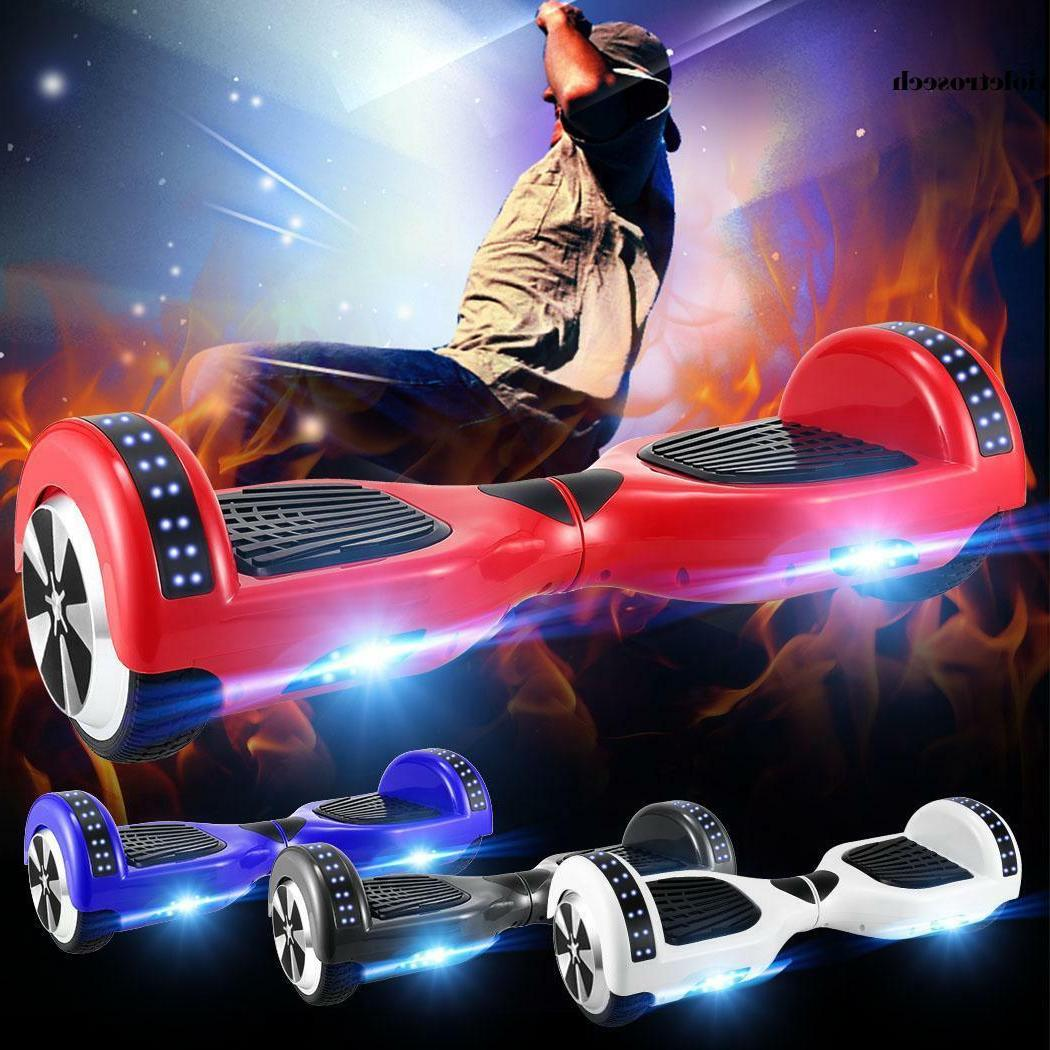 megawheels 6 5 bluetooth self balancing scooter