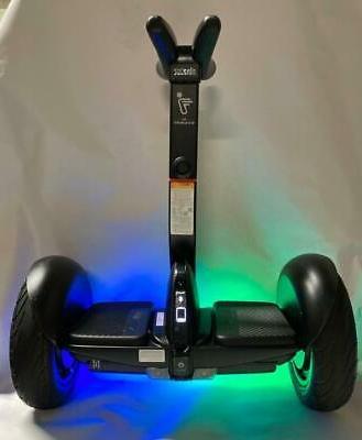 minipro smart self balancing transporter