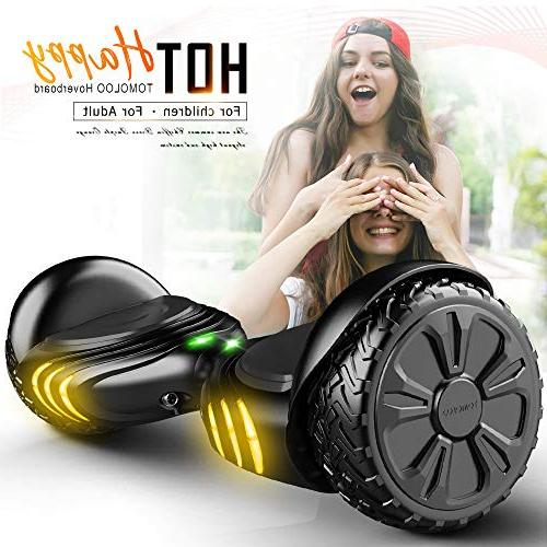 TOMOLOO for and Two-Wheel Scooter- UL2272 Certificated Music Speaker- Colorful