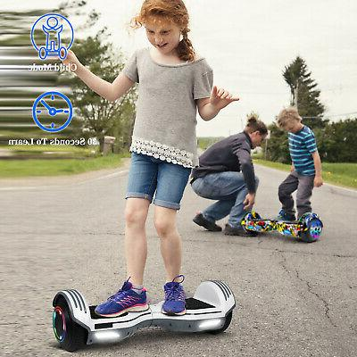 New Hoverboard for Kids UL2272 Certified with Light Bag