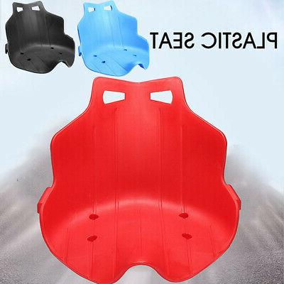 plastic seat for hover cart kart hoverboard
