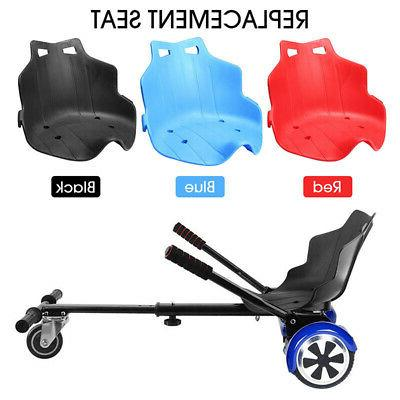 Plastic Seat Stand Cover For Kart Hoverboard Seat Parts Repl