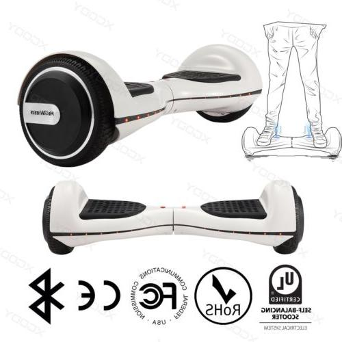 new electric balancing scooter board ul2722 certified