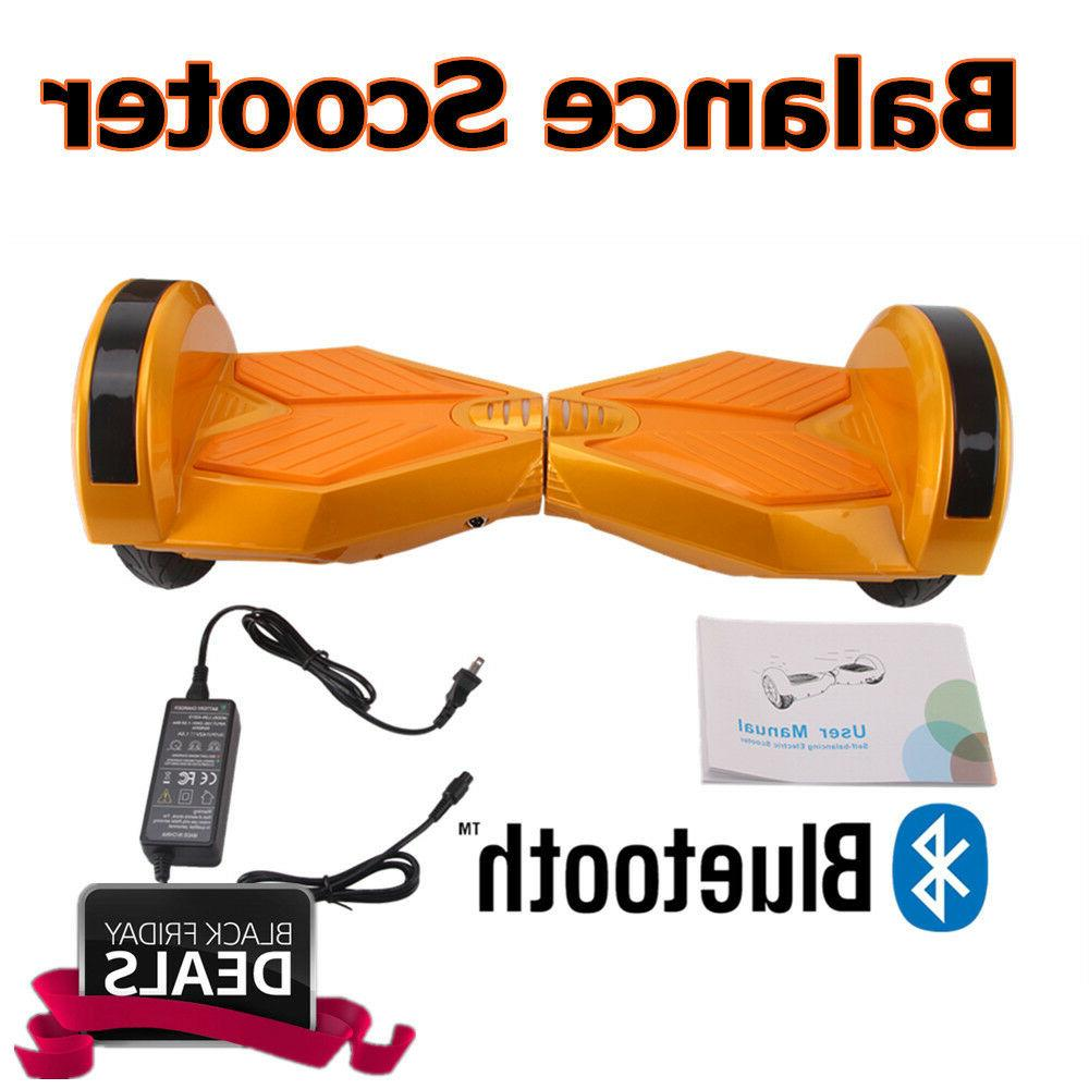 new electric bluetooth smart self balancing scooter