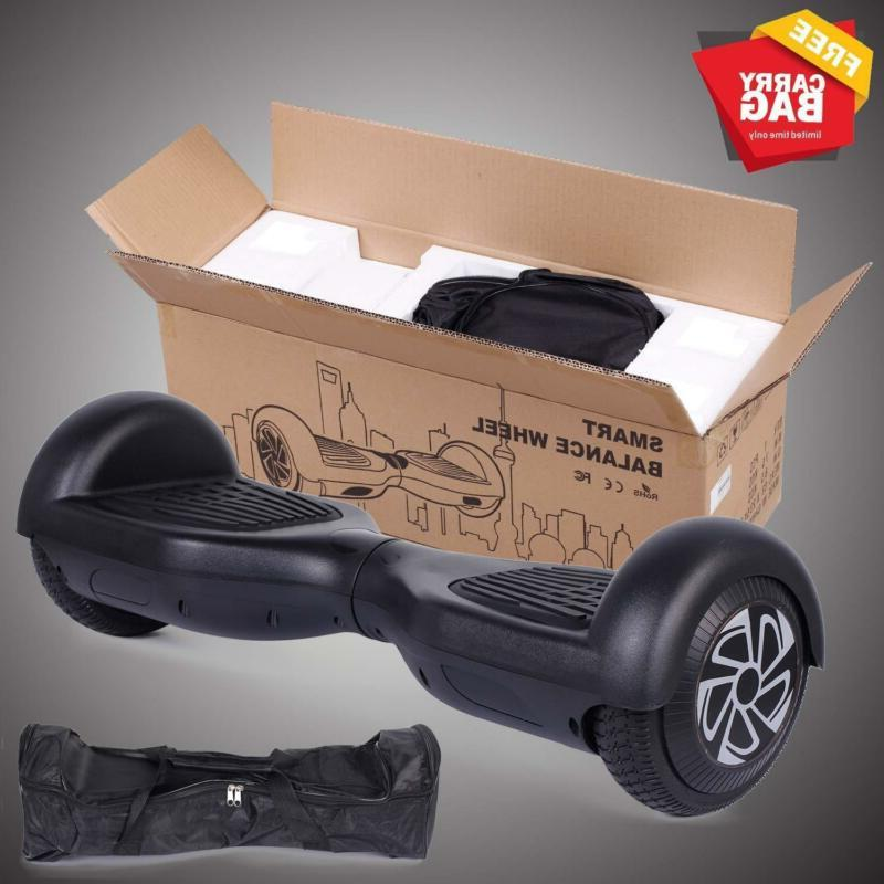 Power Hoverboards Inch Electric Scooter Kids