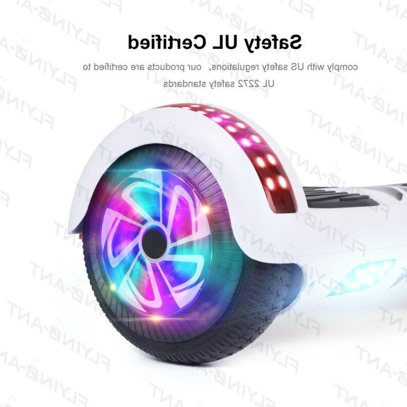 Power Hoverboards Megawheels Hover UL2272
