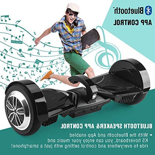 """Koowheel Off 7.5"""" with Bluetooth Wheel for Adults Enabled"""