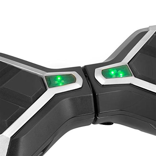 XtremepowerUS 8.5 All Hoverboard, w/Bluetooth