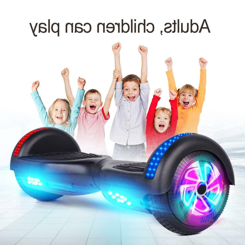 "Sea Eagle 6.5""Two-wheel Self Balancing UL LED"