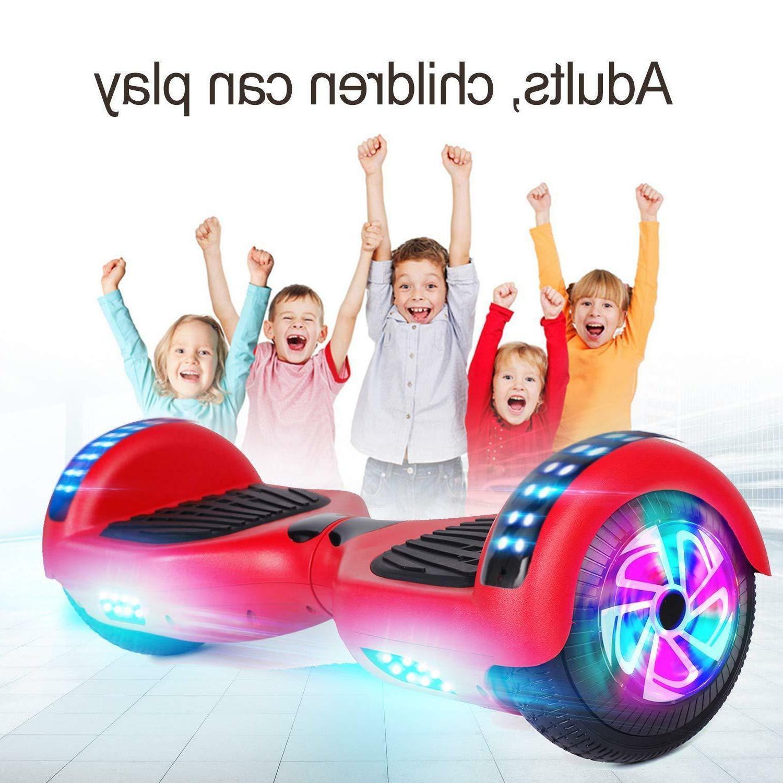 "6.5""Two-wheel Balancing scooter UL"