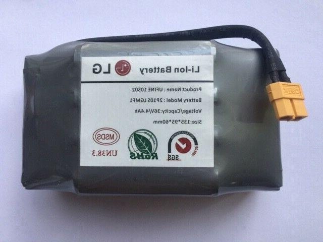 "Self Rechargeable battery 6.5"" 8"" 10"" UL2272"