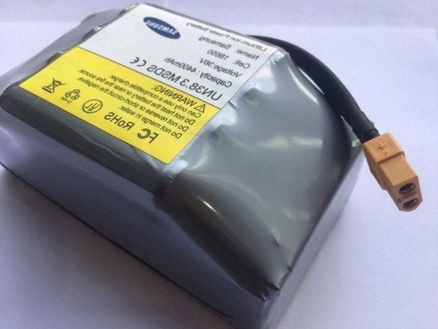"Samsung Self Balancing Battery fits 6.5"" 10"" Six Months"