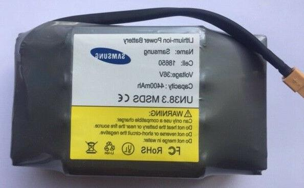 self balancing rechargeable battery fits 6 5