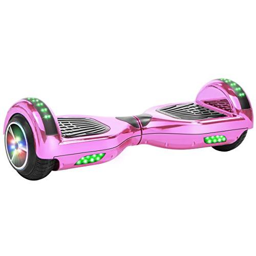 XtremepowerUS Self Scooter Hoverboard Speaker and LED
