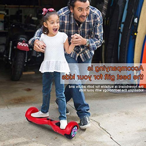 Felimoda 6.5 Balancing Hoverboard Certified Light