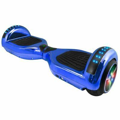 Self Balancing Scooter Hoverboard UL2272 LED Light