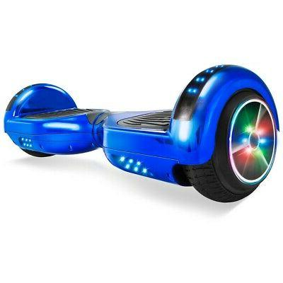 self balancing scooter hoverboard ul2272 w bluetooth