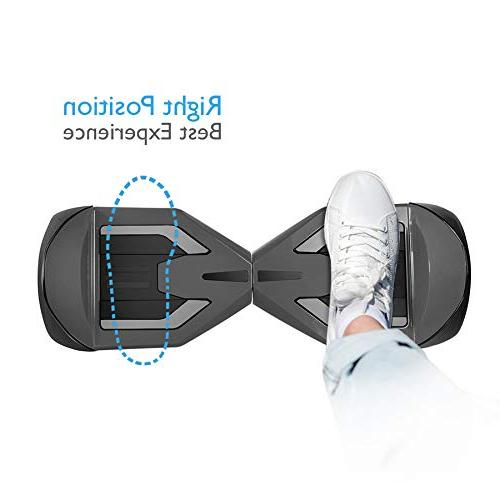"""XPRIT 8"""" Self-Balancing Hoverboard Outdoor and Street w/Bluetooth"""