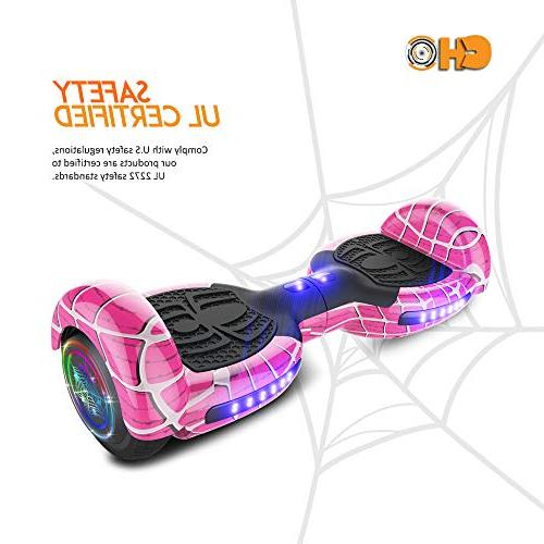 CHO Series Hoverboard Certified Hover Board Wheels Electric Scooter