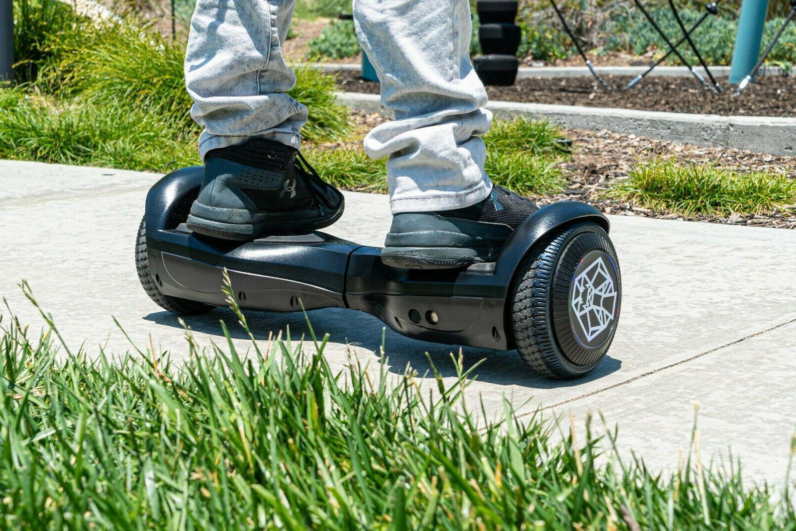 Swagtron T882 Kids Hoverboard Motors Battery