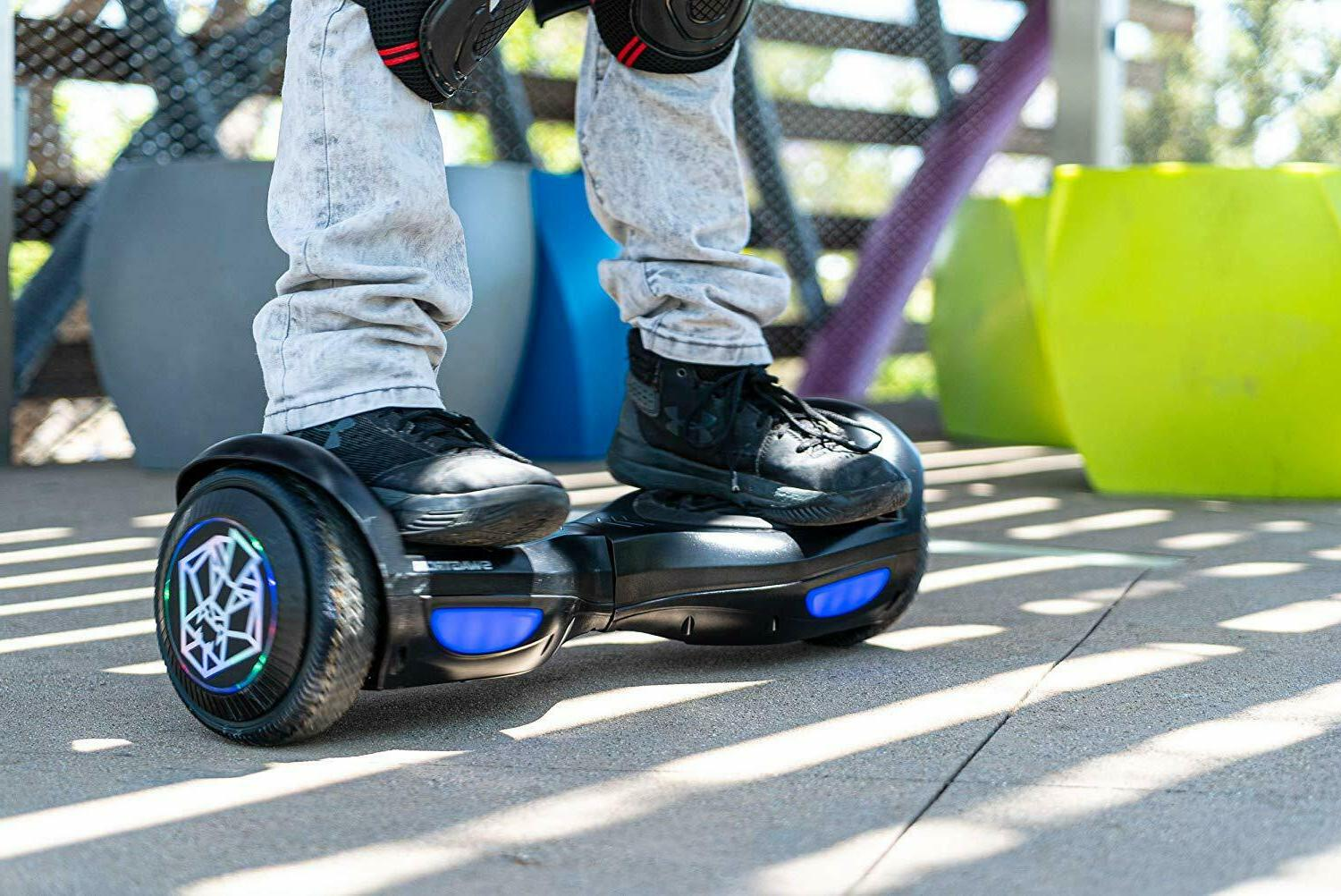 SWAGTRON T882 Hoverboard Dual w/ Lithium-Free Battery