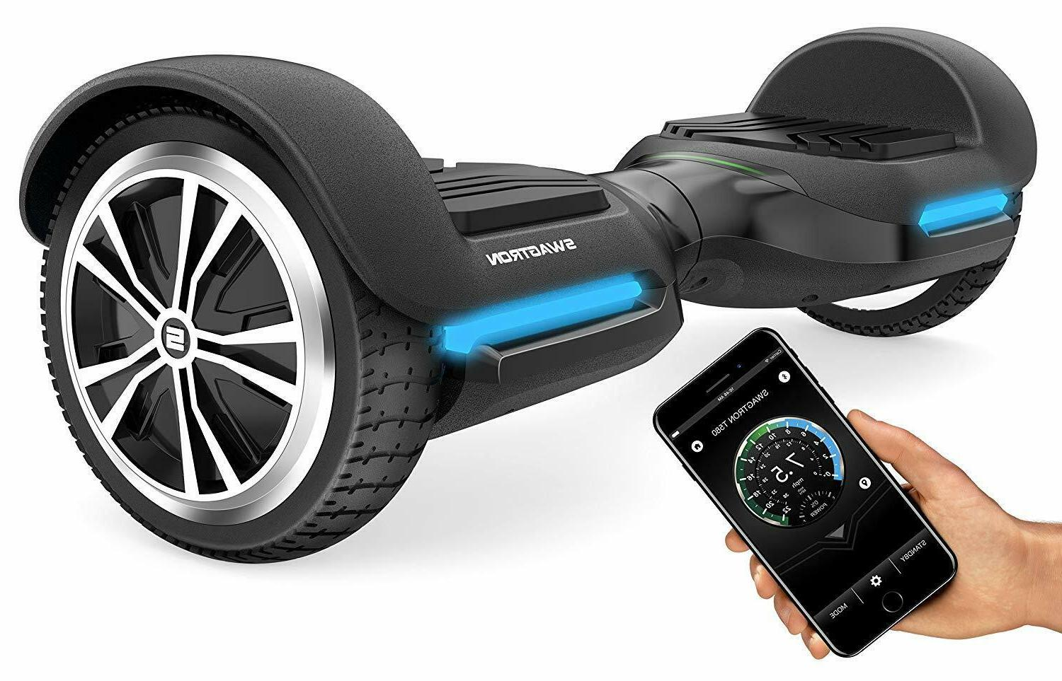 open box t580 hoverboard scooter 6in wheel