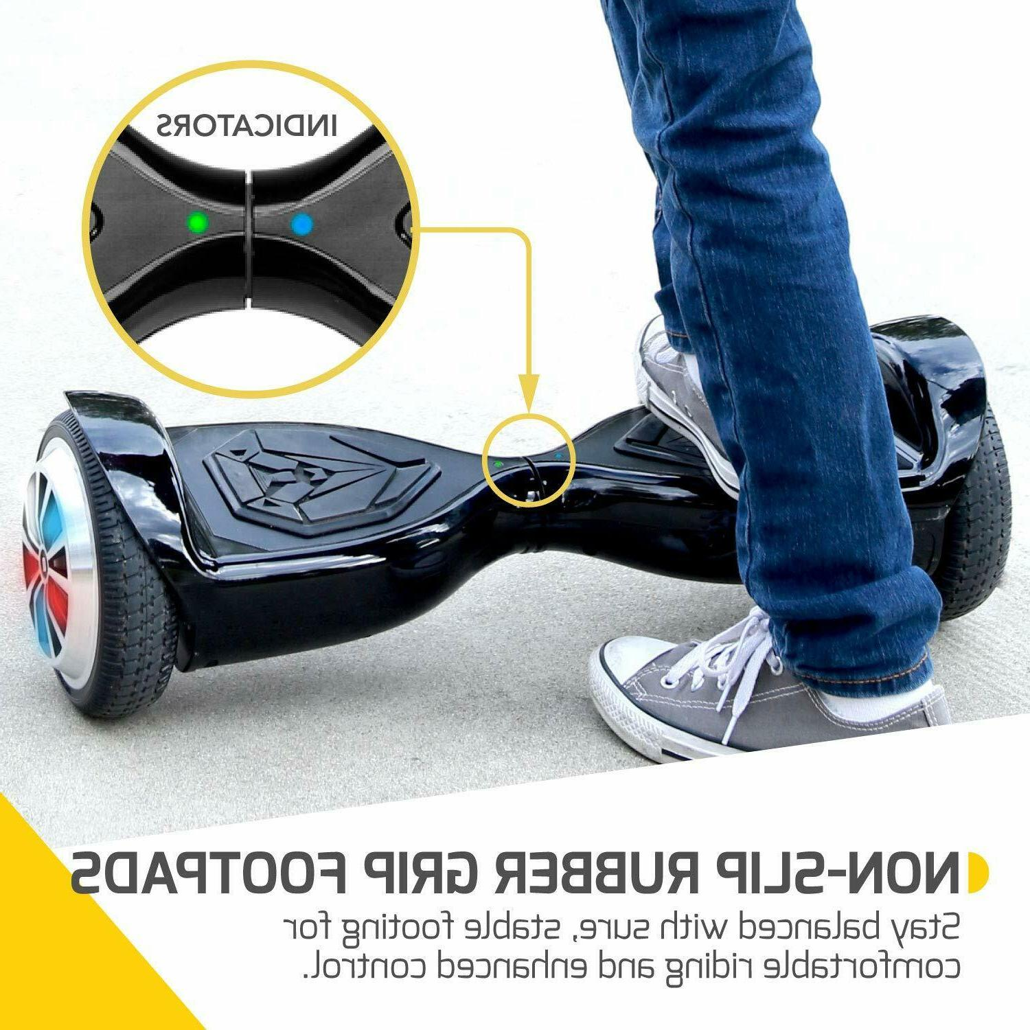 Swagtron T500 Hoverboard Wheel Scooter