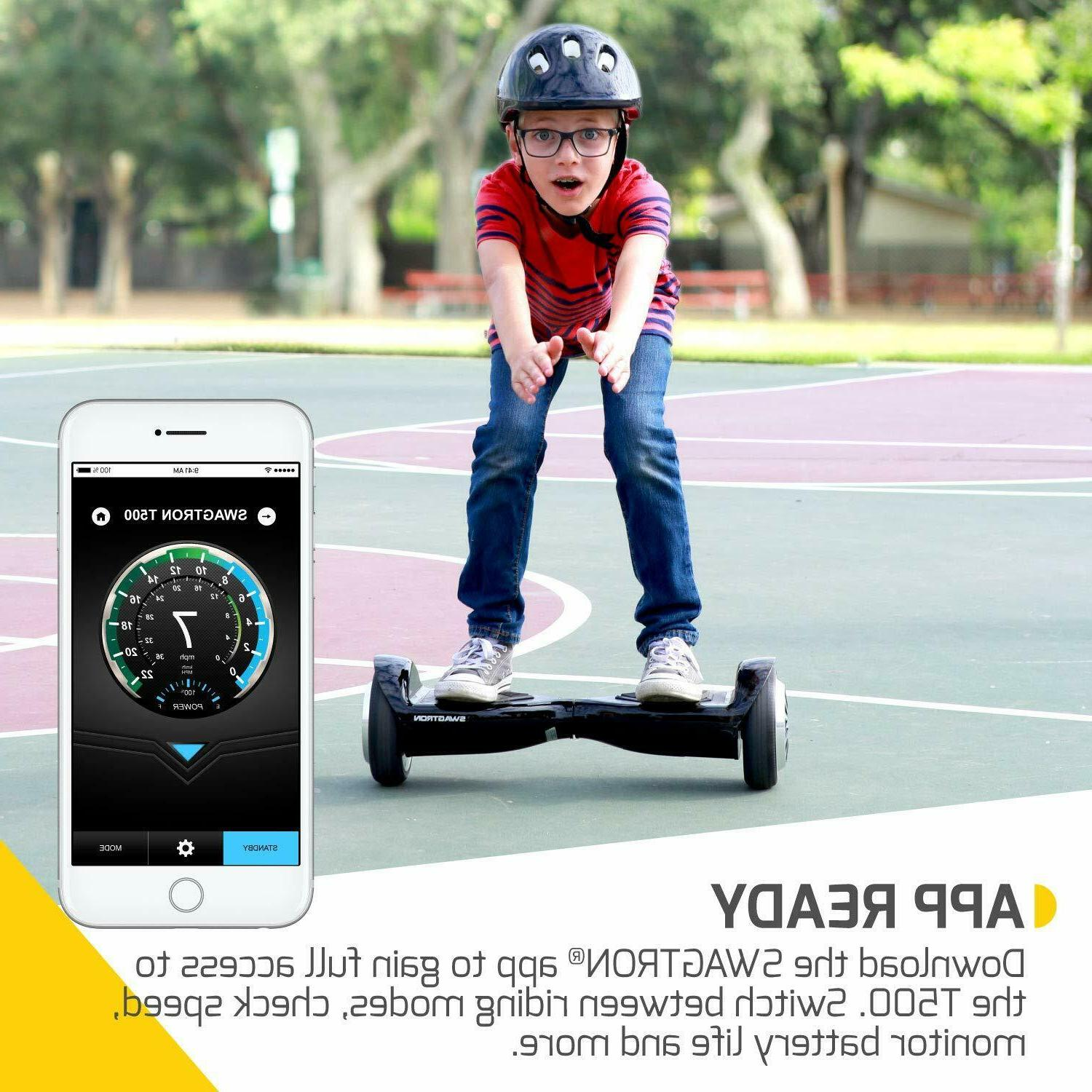 Hoverboard LED Scooter