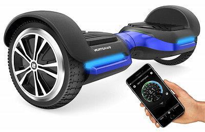 Swagtron Hoverboard Smart Self Wheel w/ &