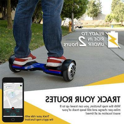 Swagtron T580 Hoverboard Smart Balancing Wheel w/ Speaker