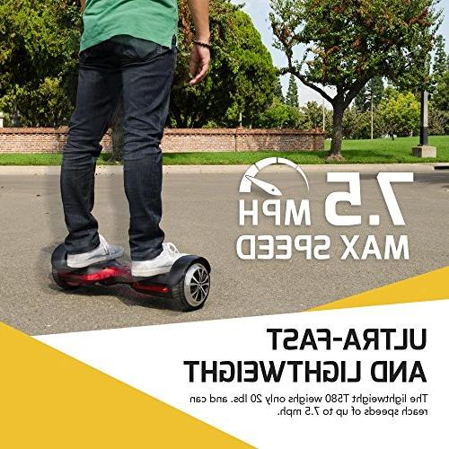 Swagtron T580 Hoverboard Smart Wheel – on iPhone