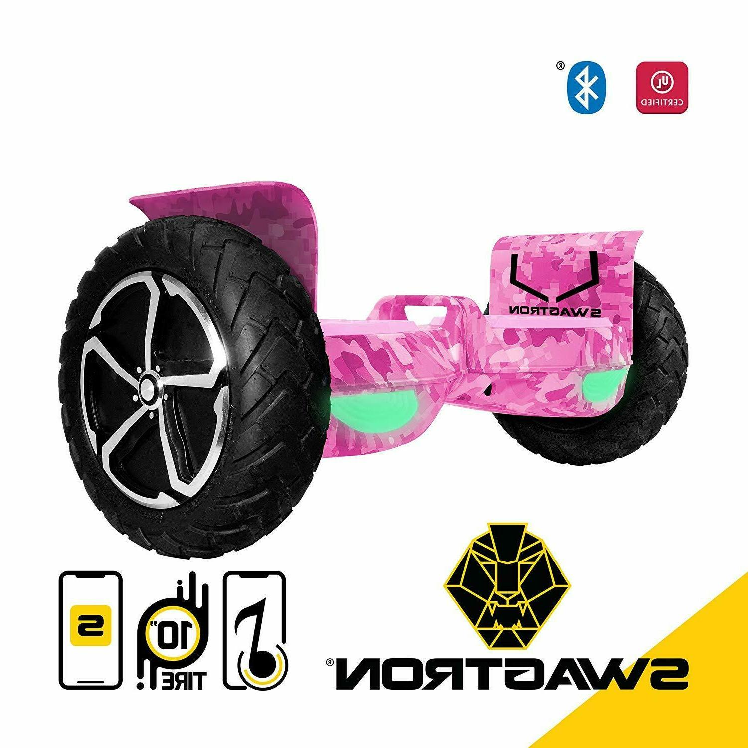 t6 road hoverboard camouflage