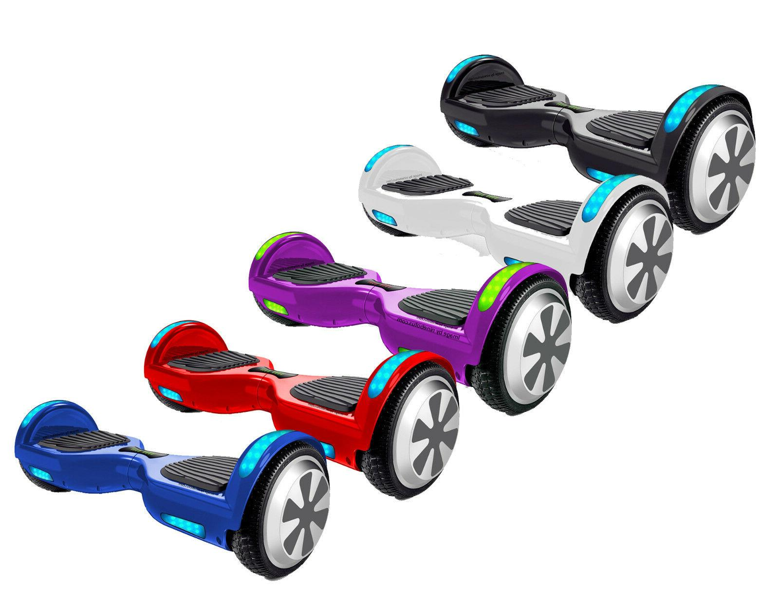 ul2272 6 5 hoverboard self balance electric