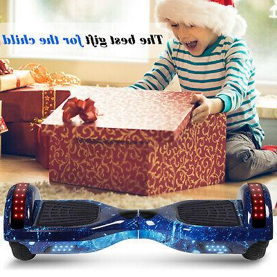 "UL2272 6.5"" Hoverboard Smart Self Scooter"