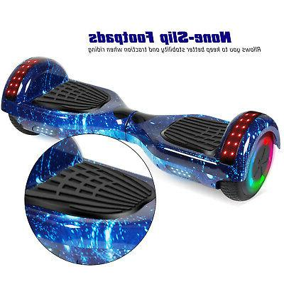 "UL2272 6.5"" Hoverboard Scooter LED"