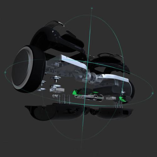"""UL2272 6.5"""" Balancing Hoverboard LED"""
