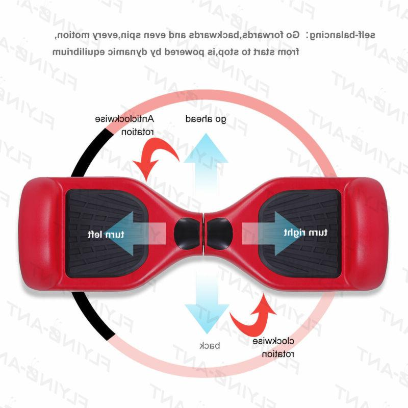 Razor Red For ul Hover board Light
