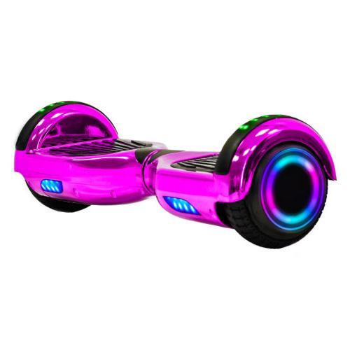 UL2722 Motorized Board Bluetooth Hoverboard