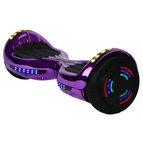 Motorized Hover Bluetooth Hoverboard